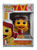 Funko Pop Ad Icons Mcdonalds Birdie The Early Bird 110 Collectible Vinyl Figure