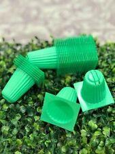 "300 x 1.5"" HYDROPONICS BABY PLANT POT BASKET CUP GROW PERLITE & SPONGE CLAY"
