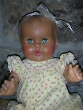 Vintage Constance Bannister Doll Sun Rubber Drink and Wet 1950's Tiny Tears Type