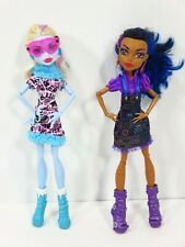 Monster High Abbey Bominable & Robecca Steam Art Class Dolls 2013 Mattel