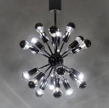Mid Century-ROCKABILLY-SPOUTNIK Araignée Lampe Plafonnier éclairage sphère lampe ~ 50er