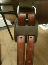 Western Saddle Girth Converters. Use UK GIRTH on U.S saddle. Cinch  converter.