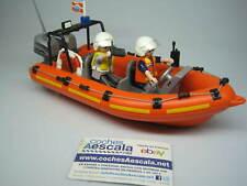 Playmobil Famobil Lancha rescate guarda costa salvamento marítimo 5539