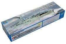 Trumpeter 9366710 Deutsch Flugzeugträger DKM Peter Strasser 1:700 Modellbausatz
