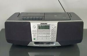 Sony CFD-S28 BoomBox Mega Bass Portable Radio Cassette CD Player