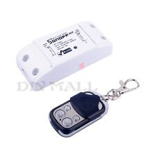 433Mhz Sonoff RF- WiFi Wireless Smart Switch Home W/ RF Receiver Remote Control