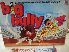 BIG BULLY GAME - DENYS FISHER - 1972 - BIG BULLY - RARE - VINTAGE GAME - FUN