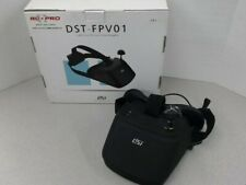 DST-FPV01 5.8G Goggles FIRST PERSON VIEW Drone **AS IS**