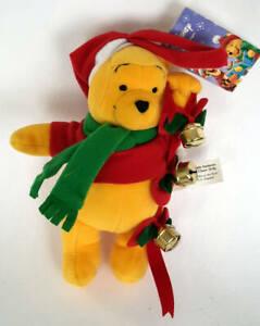 Winnie the Pooh -Pooh Türanhänger ca 20cm mit Glöckchen Disney