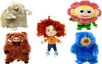 OFFICIAL LICENCED WONDER PARK SOFT PLUSH TOYS WONDERPARK CHARACTERS - NEW TAGGED