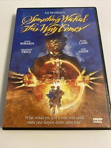 Ray Bradbury's Something Wicked This Way Comes (DVD, 1999, Widescreen)