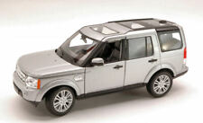 Land Rover Discovery 4 2010 Silver 1:24 Model 3797 WELLY