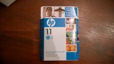HP 11 Cyan C4836A OEM Sealed Ink Cartridge Expired