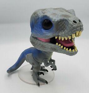 Funko POP! Jurassic World BLUE Velociraptor #586 Vinyl Figure