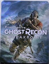 Tom Clancy's Ghost Recon Breakpoint Steelbook Case  (NO GAME)