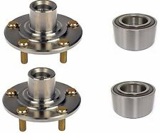Front Wheel Hub & Bearing Kit fit HONDA CIVIC (Si model Only) 2006-2011 (PAIR)