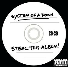 System of a Down - Steal This Album [New CD] Explicit