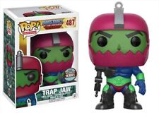 Masters Of The Universe Trap Jaw Television Funko Pop! Vinyl. Brand New.