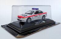 Altaya 1/43 Scale Police Car ALP02  - BMW 525 - Polizia Canton Ticino 2001