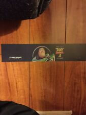 Disney's Toy Story 3 Mini Box Office Mylar