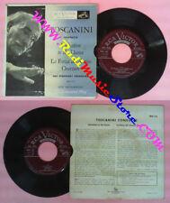 LP 45 7''ARTURO TOSCANINI Invitation to the dance La forza destino no cd mc dvd