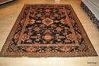 ON SALE FINE 6'x8' Best quality Brown color MAHAL SULTANABAD design handmade rug
