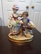 Mark Query Figurine 1859 Collectible