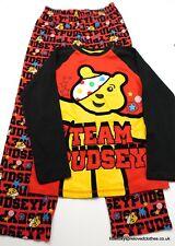 10-11 y, 11-12 years unisex George Pudsey pyjama 2 parts Children in Need