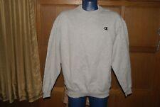 Champion Crew Neck Sweatshirt Gray Sz XL