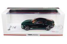 BENTLEY EXP 10 SPEED 6 METALLIC DARK GREEN 1/43 MODEL CAR BY TSM 430282