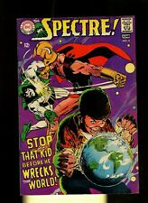 Spectre 4 FN 6.0 * 1 Book Lot * DC Comics! 1968! Jim Corrigan! Space! Neal Adams
