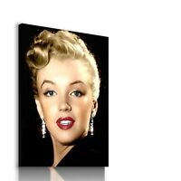 MARILYN MONROE Canvas Wall Art Picture Large SIZE    MM50