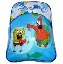 Spongebob squarepants Patrick STAR Rembourré Sac à dos enfants école sac à dos sac