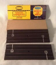 """Aurora Model Motoring   9""""  2  Lap  Automatic Counters With Box #1526"""