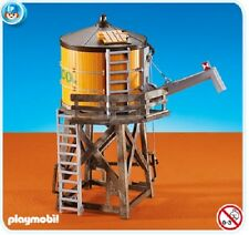 Playmobil Water Tower 6215 train series rare NEW in Bag collectors item 149