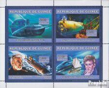 Guinee 4417-4420 Velletje postfris MNH 2006 Vervoer: Navigatie