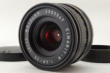 【B V.Good】 Leica ELMARIT-R 35mm f/2.8 Late Model 3-Cam Lens From JAPAN Y3360