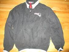 Starter Enjoy COCA-COLA FOOTBALL Embroidered Zippered Golf (LG) Jacket