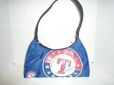 "Texas Rangers Big Logo Purse 12"" x 3"" x 7"""