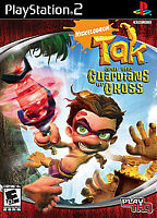 Tak and the Guardians of Gross (Sony PlayStation 2, 2008) Complete
