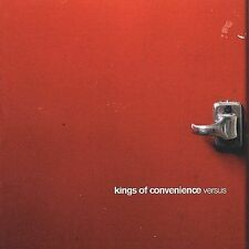 Versus Kings Of Convenience Audio CD