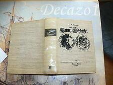 HOFMANN: Placcaet : Alter und neuer Münz-Schlüssel  Reprint 1683 original