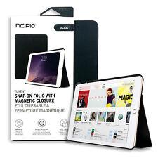 Incipio Tuxen Slim Leather Folio Case With Magnetic Closure for iPad Air 2