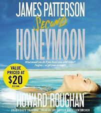 Second Honeymoon by James Patterson and Howard Roughan NEW (2013) 6 CDs, Unabri