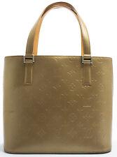 Louis Vuitton Monogram Matt Stockton Oro A Tracolla Borsa shoulder bag RAR