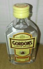 Bottiglietta Mignon Miniature Gordon's Special London Dry Gin 5cl 37,5% Vol.