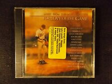 For Love of the Game by Original Soundtrack (CD, Sep-1999, MCA) NEW!