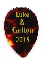 Toto Steve Lukather Signature Brown Guitar Pick - 2015 Tour