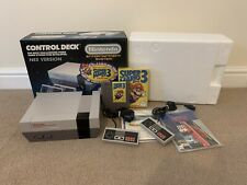 NES Nintendo Control Deck System | Boxed | Super Mario 3 | Fully Working
