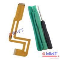 LCD Ribbon Flex Kabel + Werkzeuge für Sony DCR HC40E HC18 HC16 Camcorder ZVFE220